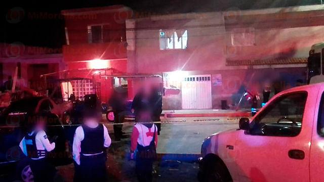 Asesinan a tiros a tres hermanos en su casa durante la madrugada, en Morelia