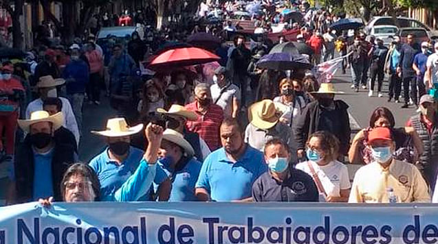 Interpuestas, 74 denuncias contra grupos que atacan a CNTE: líder