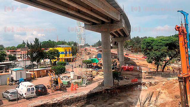 En Morelia, tres obras públicas con dificultades: gobernador