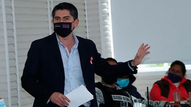 Busca Ixtláhuac Orihuela Acuerdo de Gobernabilidad y Paz con gobierno estatal