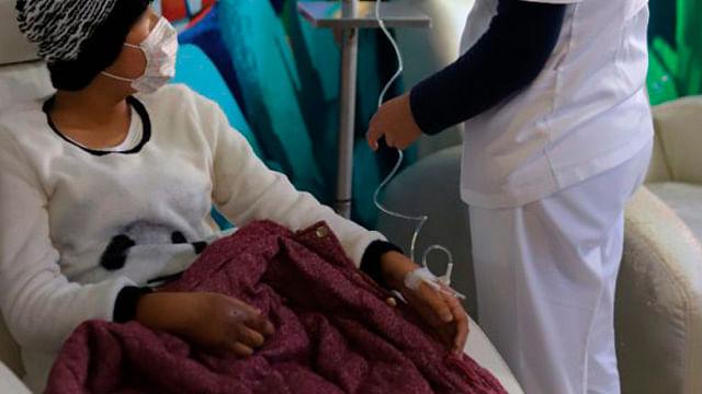 Michoacán, con abasto de medicamentos para niños con cáncer: SSM