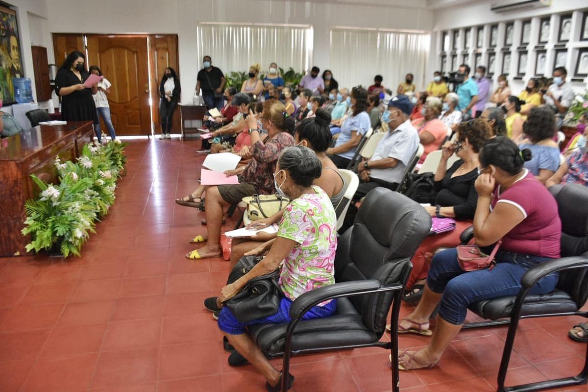 Ayuntamiento de Lázaro Cárdenas apoya el reencuentro de familias