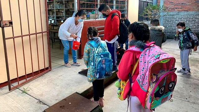 En Michoacán, 274 casos positivos de Covid-19 en las escuelas: SEP