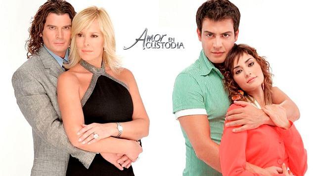 Tv Azteca retransmitirá Amor en Custodia