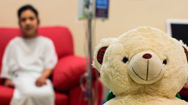 ¿Ayudamos? AMANC busca $650 mil para niños con cáncer, en Michoacán