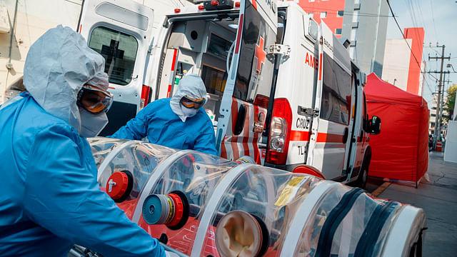 SSa reporta siete mil 369 nuevos casos de Covid-19 en México