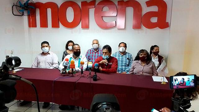 Consejo de Morena Michoacán avalaría llegada de Giulianna Bugarini a dirigencia