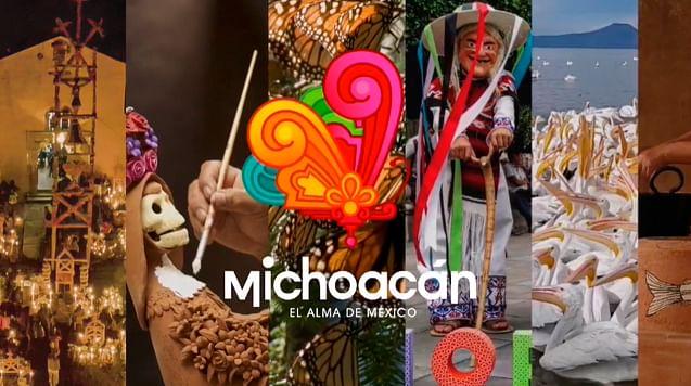 "Vuelve ""Michoacán, el alma de México"""