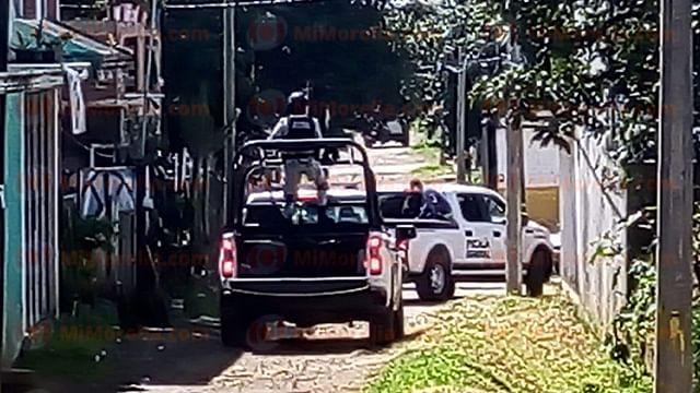 Michoacán: cuatro sujetos asesinan a hombre a machetazos