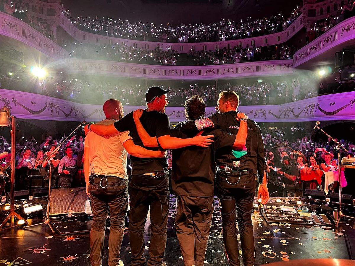 Coldplay anuncia tour mundial y tres ciudades de México están confirmadas
