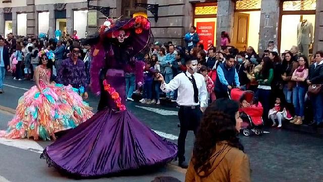Regresa el tradicional Desfile de Catrinas a Morelia en noviembre
