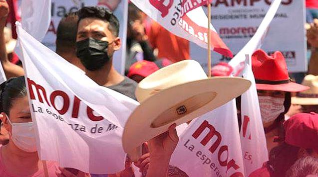 """Morena Michoacán, sin """"cabeza"""" por falta de consenso"""