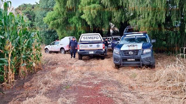 Hallan cadáver maniatado dentro de un río en Zamora