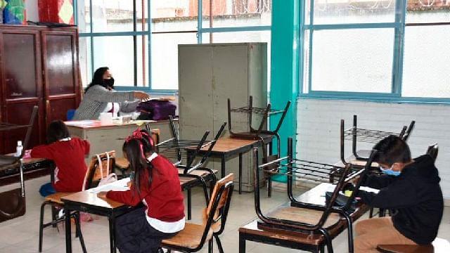75.3% de los michoacanos, de acuerdo con el regreso a clases: Teorema