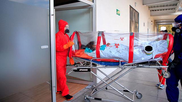 En 24 horas, 128 muertes por Covid en México, la cifra más baja en semanas