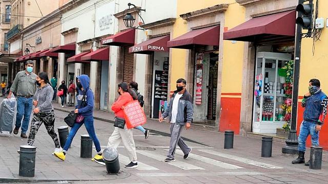 Inicia octubre con 324 casos nuevos de Covid-19 en Michoacán
