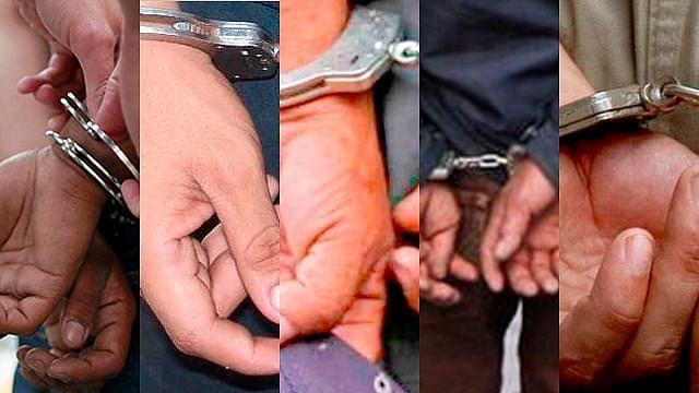 En septiembre, cumplimenta FGE 121 órdenes de aprehensión; 29 por homicidio