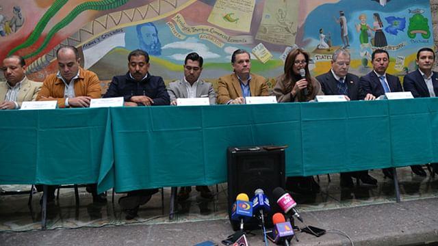 Organizaciones empresariales presentan propuestas para el acuerdo de Peña Nieto