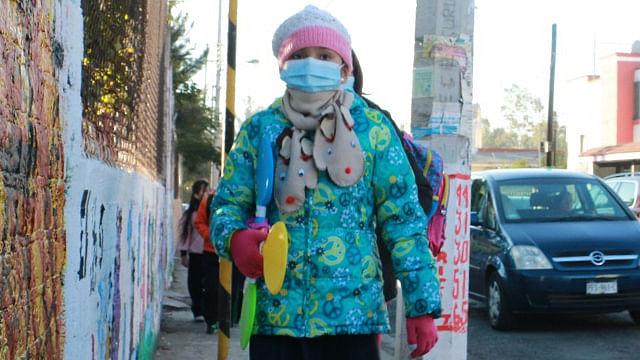 Bajas temperaturas de Morelia aún no son alarmantes: Protección Civil