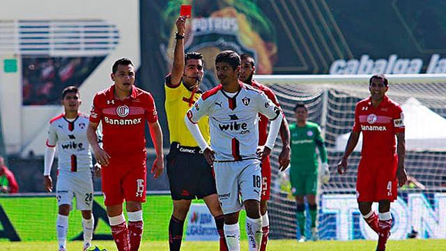 Los sancionados para la Jornada 2 del Clausura 2017