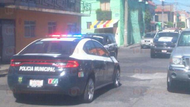 Sujeto roba celular de 10 mil pesos en negocio de jugos en Morelia