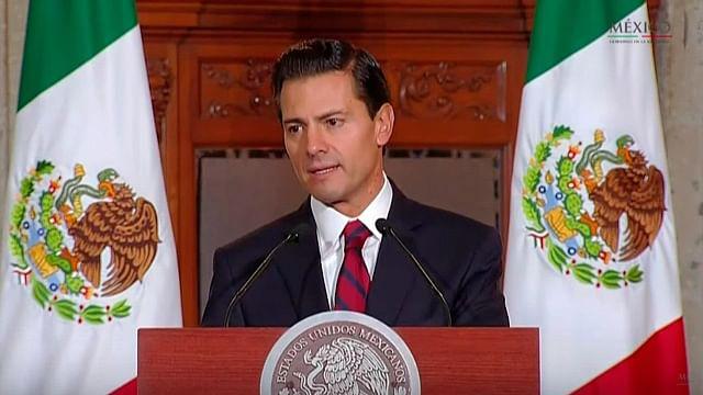 Reitera Peña Nieto que México no pagará el muro de Trump