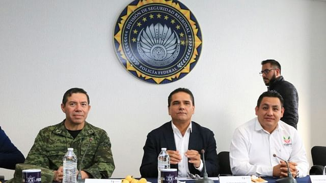 Refrenda Silvano compromiso y voluntad para salvaguardar seguridad de uruapenses