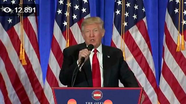 """En Vivo: """"No tengo trato, no tengo préstamos con Rusia ni nada pendiente"""", asegura Trump"""