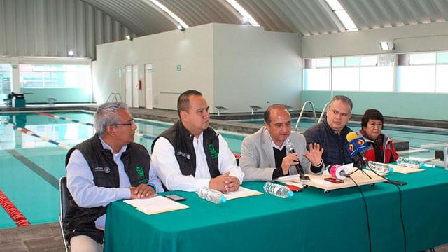 Remodelan albercas del IMSS; son las más económicas de Michoacán