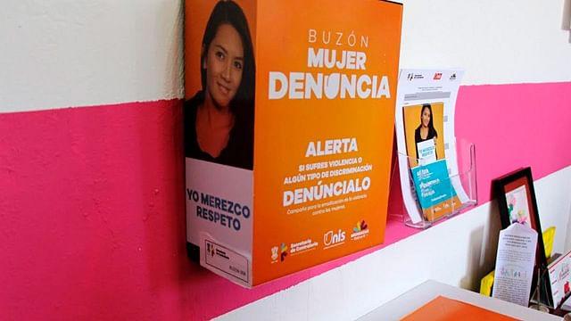 Instalan Buzón Naranja en Zitácuaro