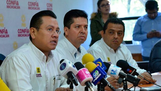 Silvano Aureoles está en su derecho de contender por la Presidencia: Torres Piña
