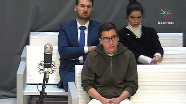 """Dictan formal prisión contra Diego Cruz de """"Los Porkys"""""""