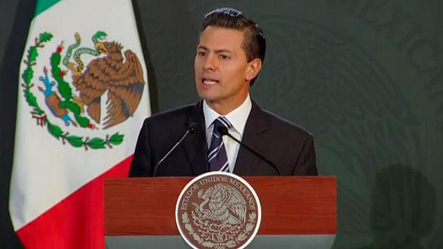 Protección de los mexicanos, dentro y fuera del país, la mayor prioridad: Peña Nieto