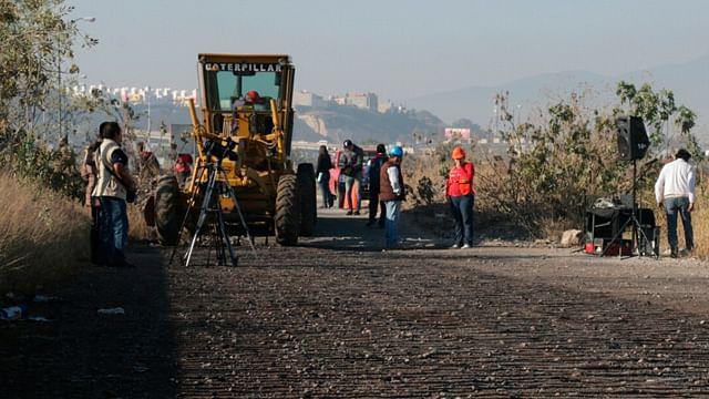 Inician obras que permitirán desahogar el tráfico de la zona Norte de Morelia