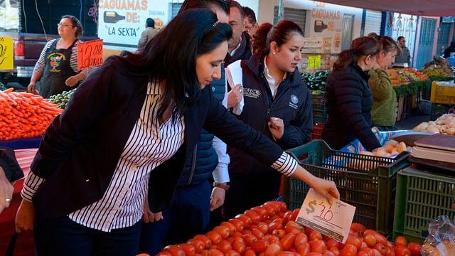 Invitan a consumir local, en mercados y tianguis de Morelia