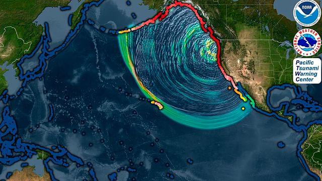 Sismo de 9 grados Richter podría sacudir la costa oeste de Estados Unidos