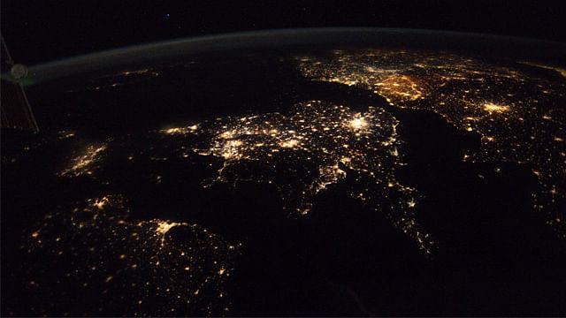Galería: Así se ve la Tierra desde el cielo
