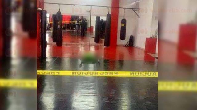 Investiga PGJE homicidio de una mujer ocurrido en gimnasio de La Piedad