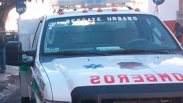Pátzcuaro tiene nuevo camión de bomberos y ambulancia