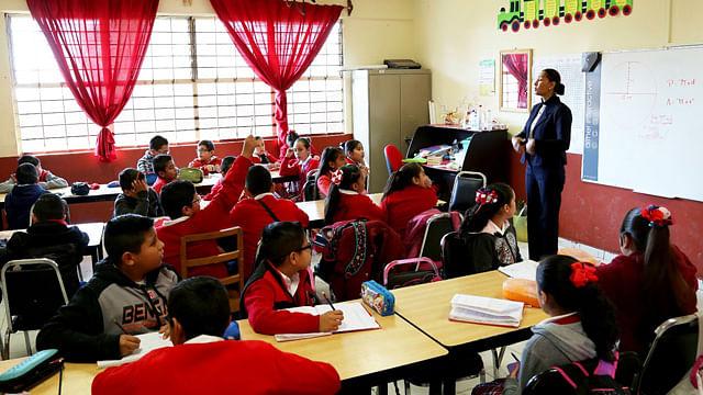 Enseñarán a alumnos de primaria sobre señaléticas y conceptos de tránsito, en Michoacán