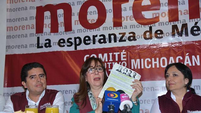 Morena descarta alianza con las izquierdas rumbo a 2018