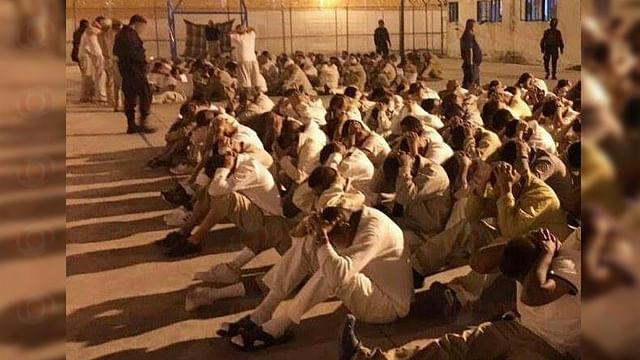 Guardias del penal El Pochote contienen riña entre internos