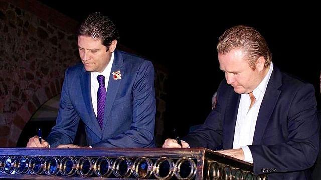 Se firma en Morelia un gran convenio a favor del turismo nacional