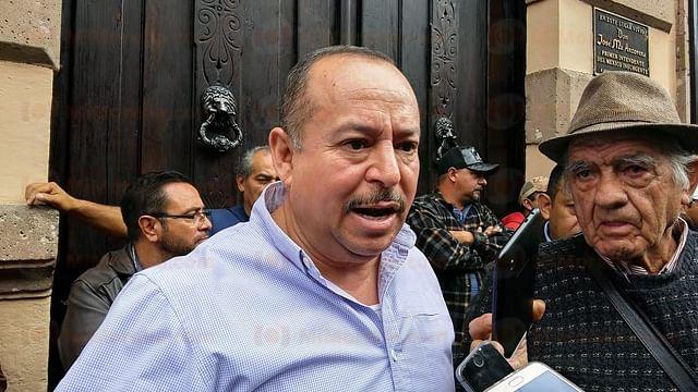 La CRT promovió 14 amparos contra la verificación vehicular en Michoacán