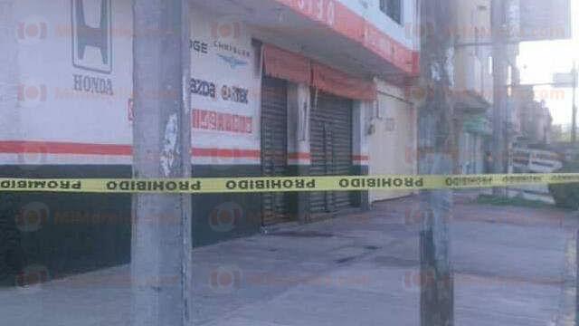 Es agredido a balazos en Apatzingán; fallece en un hospital