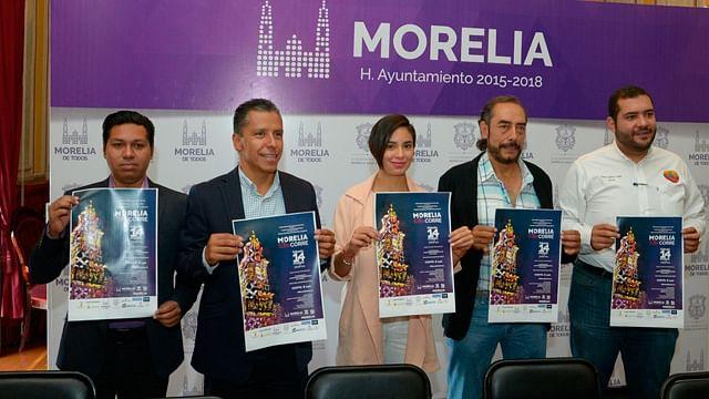 """Amplían periodo de inscripción hasta el 12 de mayo para la Carrera Nocturna """"Morelia Corre"""""""