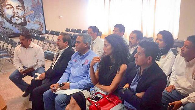 El Cobaem, por generar vínculos con Cuba en beneficio de alumnos y docentes
