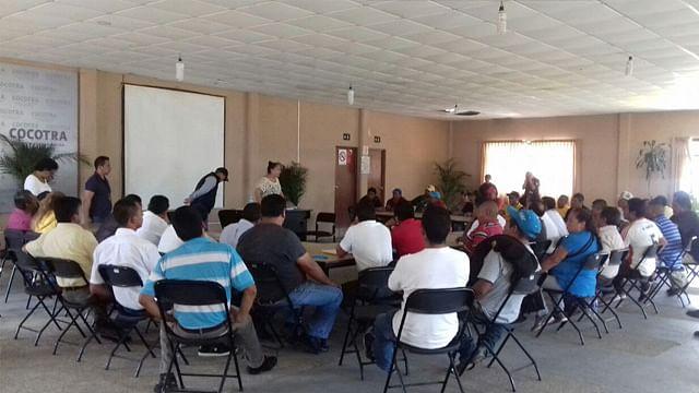 Compromete Cocotra reordenamiento del transporte en Paracho