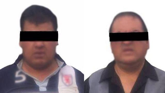 Detienen a dos presuntos extorsionadores en Zinapécuaro