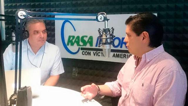 Pide Ernesto Núñez investigación a fondo por incendios de Uruapan y prohibir cambio de uso de suelo